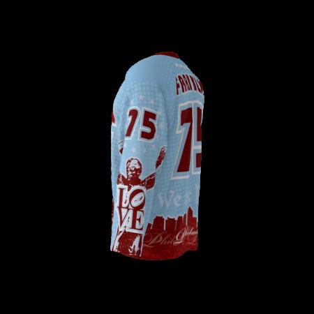 Liberty Custom Roller Hockey Jersey