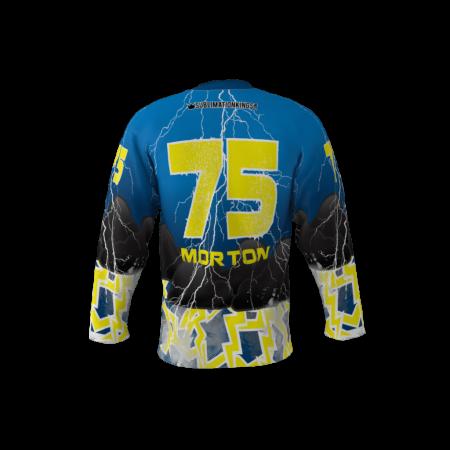 Lightning Custom Roller Hockey Jersey