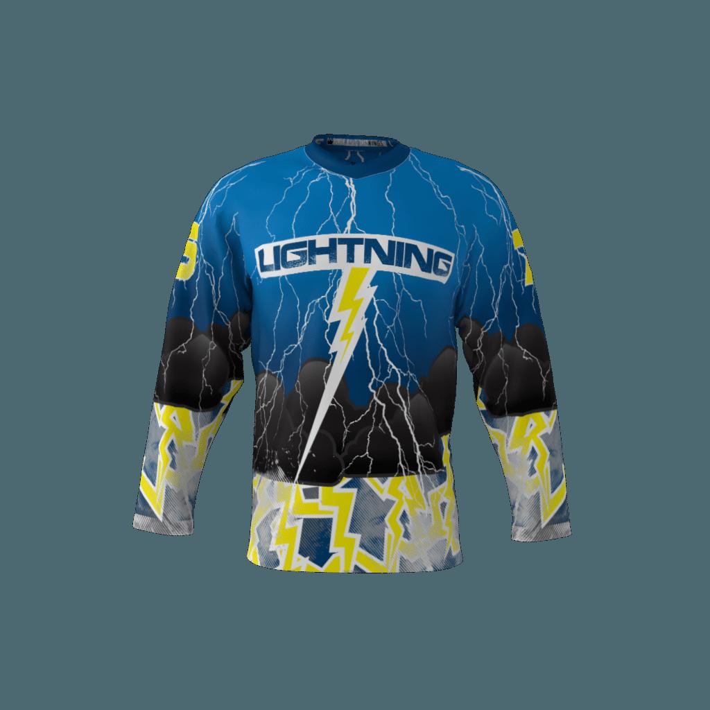 lightning jersey