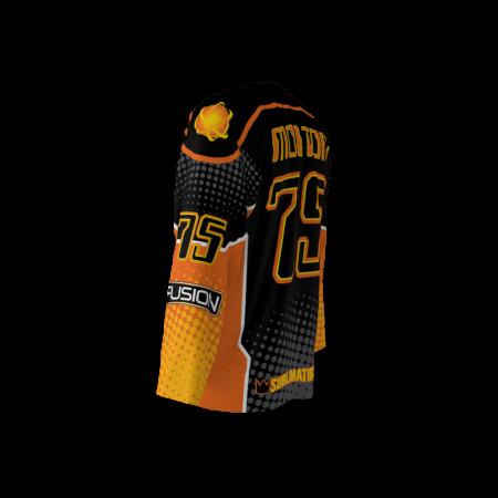 Fusion Custom Roller Hockey Jersey