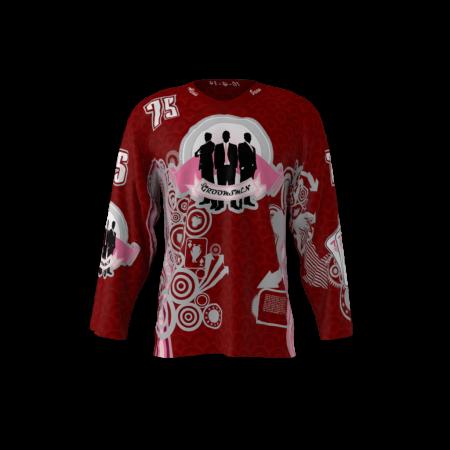 Groomsmen Custom Roller Hockey Jersey