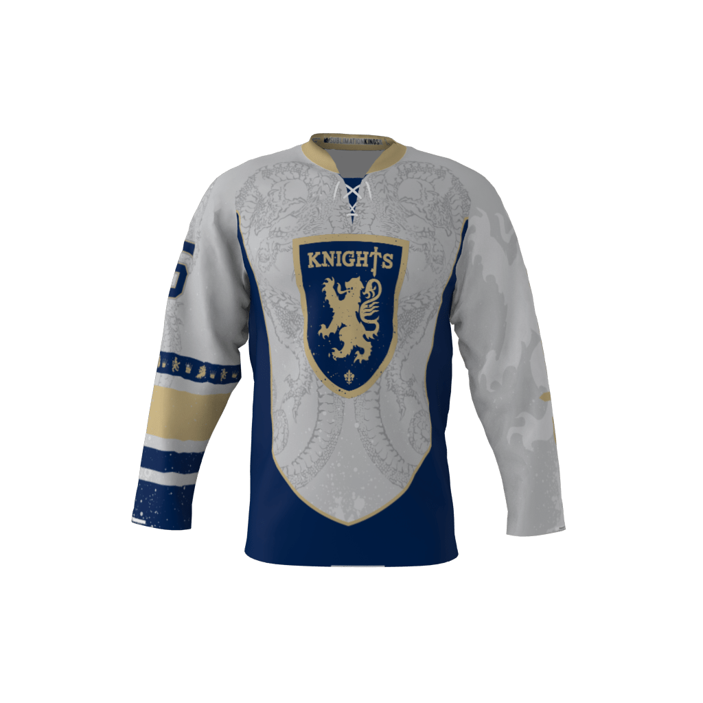 Knights Custom Roller Hockey Jersey a5bcee1c210