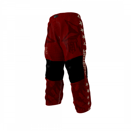 Deserters Custom Dye Sublimated Roller Hockey Pants