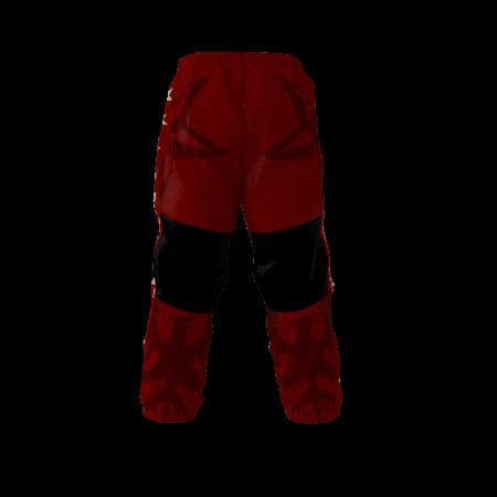 Deserters Custom Dye Sublimated Roller Hockey Pants