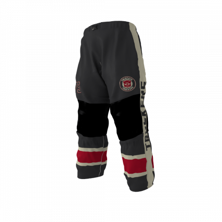 Tri-State Truckers Custom Dye Sublimated Roller Hockey Pants