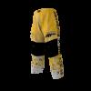 Hitmen Gold Custom Dye Sublimated Roller Hockey Pants
