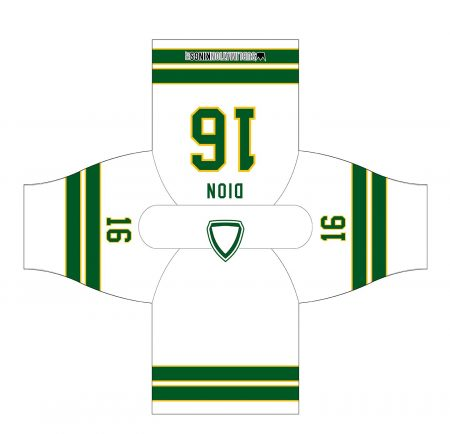 Minnesota 1980 Hockey Jersey White