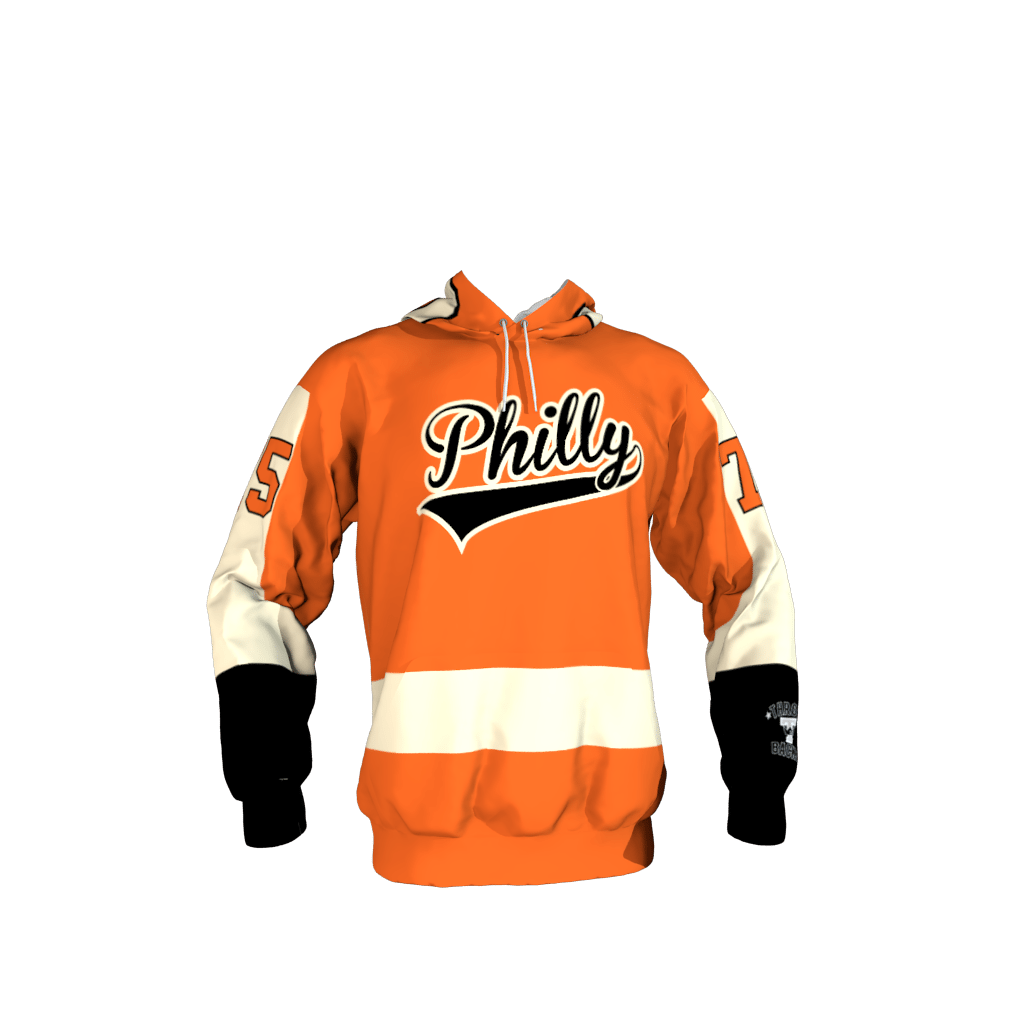 Philly Hockey Hoodie | Sublimation Kings
