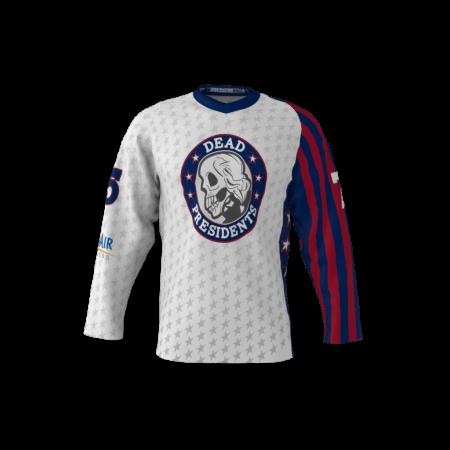 Dead Presidents Custom Roller Hockey Jersey