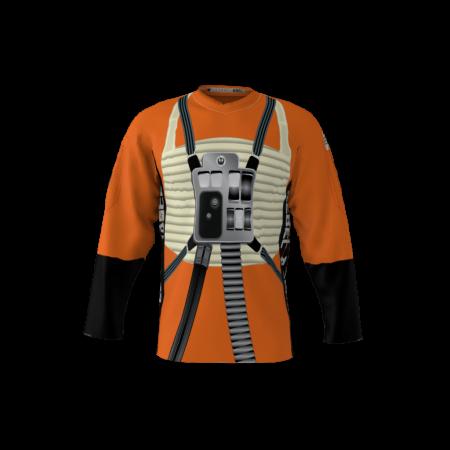 Rebel Alliance Custom Hockey Jersey