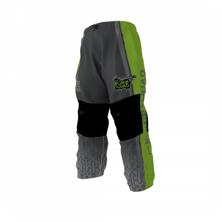 Bomb Squad Custom Dye Sublimated Roller Hockey Pants