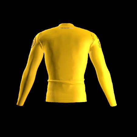 Cobra Kai Custom Compression Shirt Back