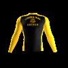Cobra Kai Custom Compression Shirt Front