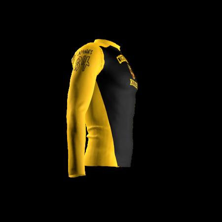 Cobra Kai Custom Compression Shirt Right