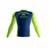 Dragoons Custom Compression Shirt Front