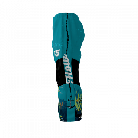 Florida Flow Custom Dye Sublimated Roller Hockey Pants