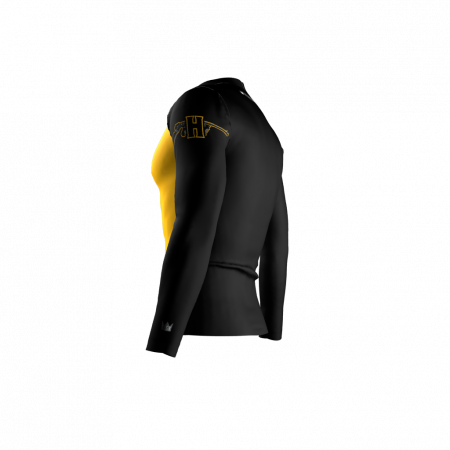 Hitmen Custom Compression Shirt Left