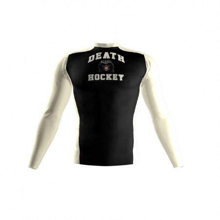 Las Vegas Death Custom Compression Shirt Front