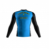 Lightning Custom Compression Shirt Front
