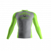 Space Monkeys Custom Compression Shirt Front