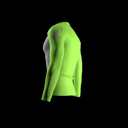 Space Monkeys Custom Compression Shirt Left