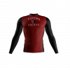 Vipers Custom Compression Shirt Front