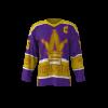 World Star Hip Hop Custom Roller Hockey Jersey