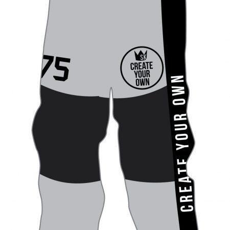 Custom Dye Sublimated Roller Hockey Pants