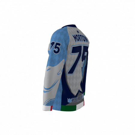 Section 8 Custom Roller Hockey Jersey