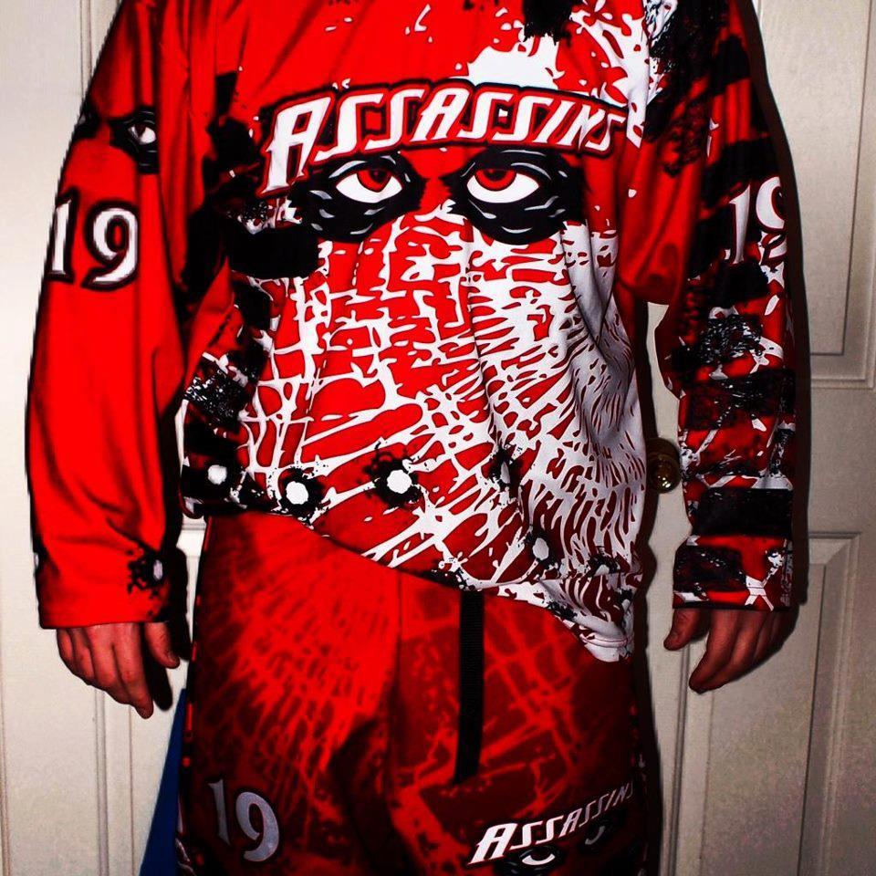 Custom Roller Hockey Jerseys  62013b4fd08