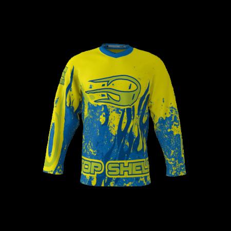 Top Shelf Custom Roller Hockey Jersey