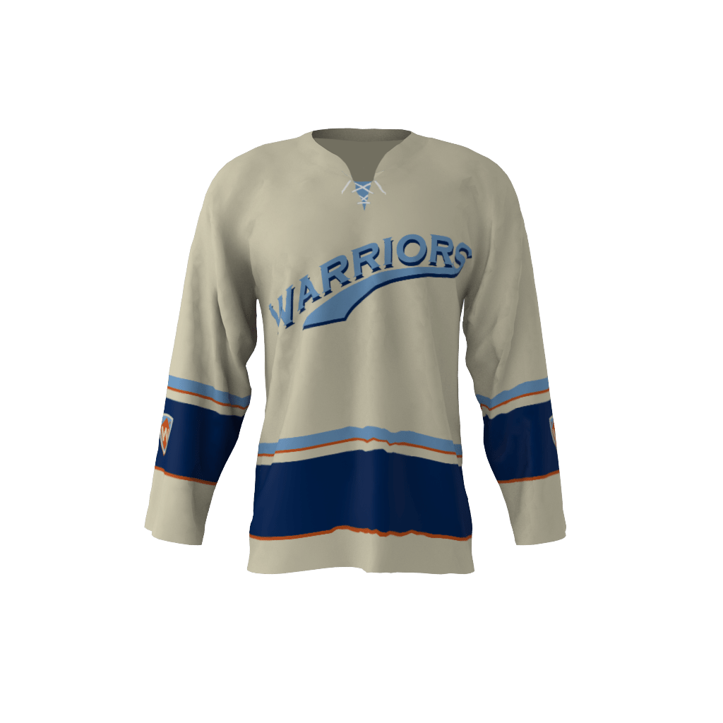 pretty nice 3d410 ce4c2 Warriors Vintage Jersey