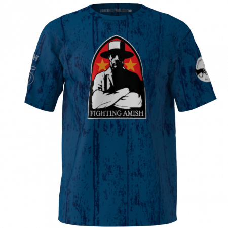 Fighting Amish Sublimated BattleTee Front