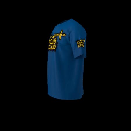 Custom Sublimated Bomb Squad Softball Jersey Left