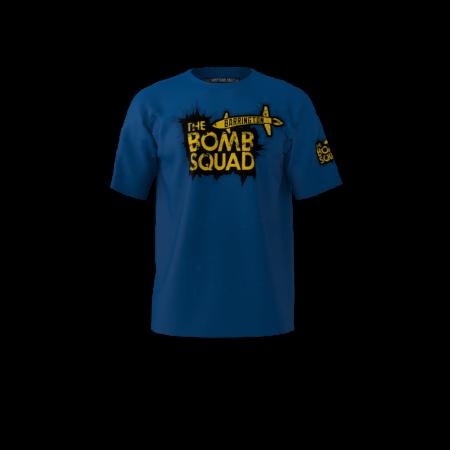 Custom Sublimated Bomb Squad Softball Jersey Front