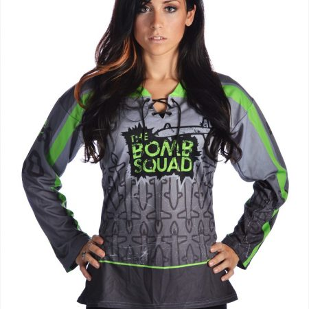Bomb Squad Female Cut Jersey