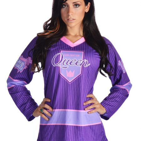SK Queen Female Cut Jersey Front
