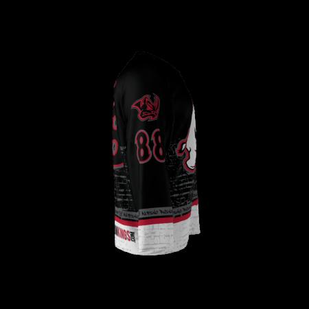 Albino Rhinos Custom Roller Hockey Jersey