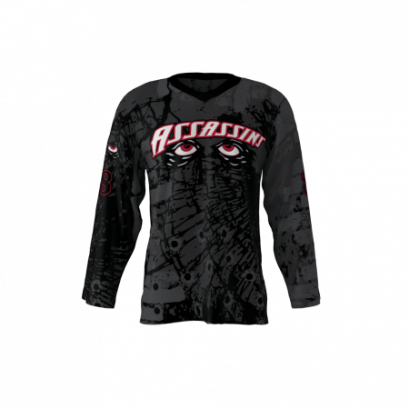 Assassins Custom Roller Hockey Jersey