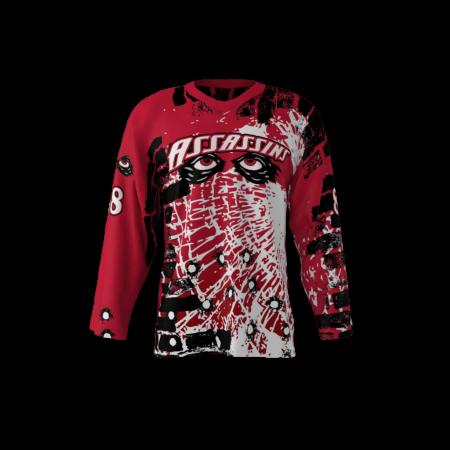Assassins Custom Roller Hockey Jersey