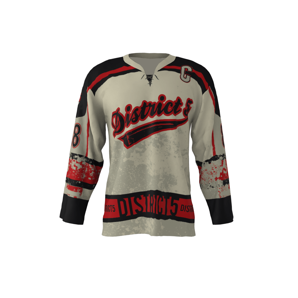 District 5 Custom Roller Hockey Jersey b7b5ea7413c