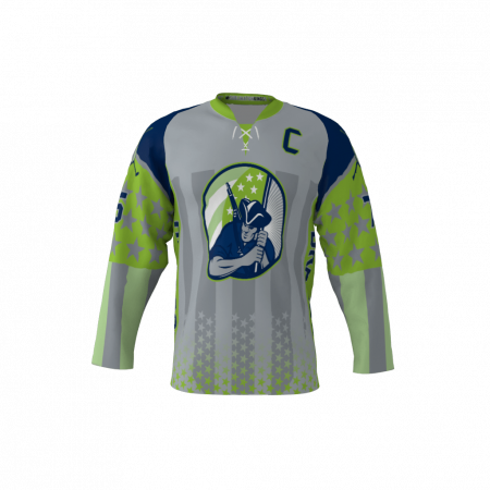 Dragoons Custom Roller Hockey Jersey