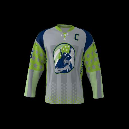 Dragoons Custom Roller Hockey Jersey