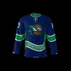 Earth Otters Custom Hockey Jersey