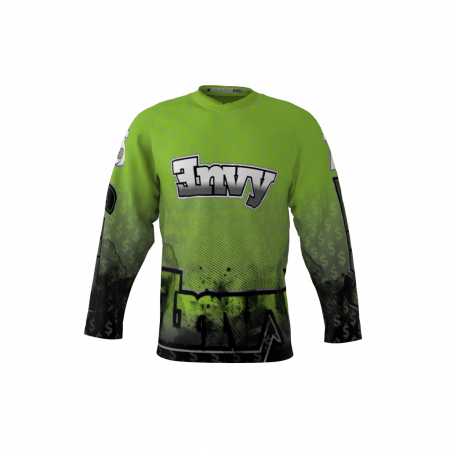 Envy Custom Roller Hockey Jersey