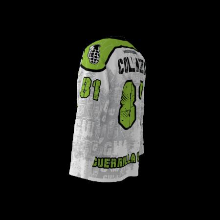 Guerilla Warfare Custom Roller Hockey Jersey