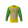 Koopa Troopas Custom Roller Hockey Jersey