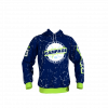 Rampage Custom Sublimated Ice Hockey Hoodie