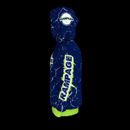 Rampage Custom Sublimated Ice Hockey Hoodie