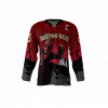 Skating Dead Custom Hockey Jersey